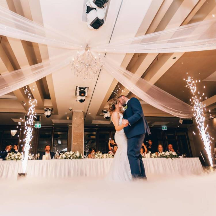 The Perfect 1 Entertainment Wedding Reception