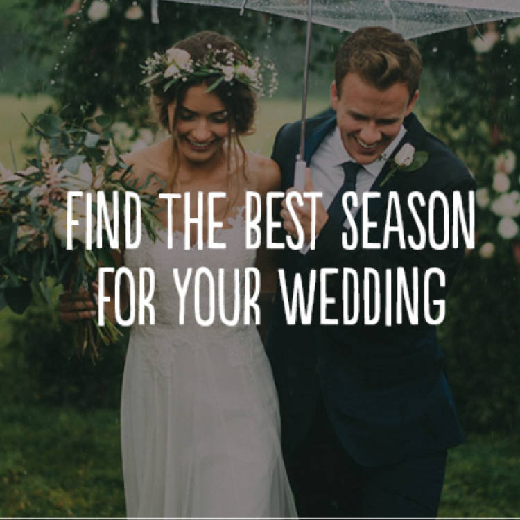 Different Seasons – The Best Time To Get Married
